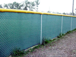 Fence Panels | Outfield Fencing Panel Systems For High Schools