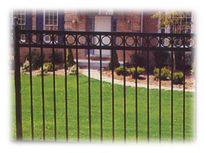 Jerith Ornamental Aluminum Fencing - Academy Fence Company NJ, PA, NY